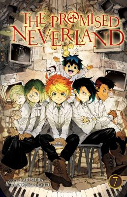 The Promised Neverland, Vol. 7, Volume 7 - Shirai, Kaiu