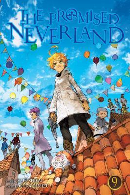 The Promised Neverland, Vol. 9, Volume 9 - Shirai, Kaiu