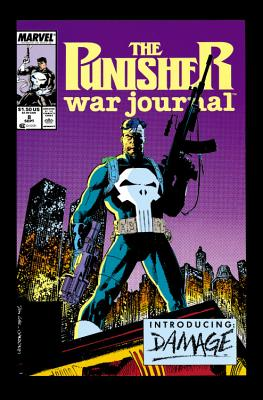 The Punisher War Journal - Potts, Carl (Text by), and Baron, Mike (Text by)