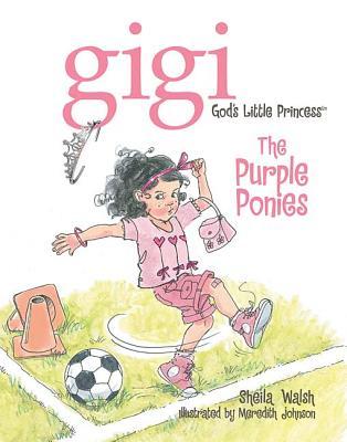 The Purple Ponies - Walsh, Sheila