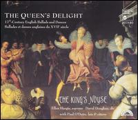 The Queen's Delight - Ellen Hargis (soprano); King's Noyse; Paul O'Dette (cittern); Paul O'Dette (lute)