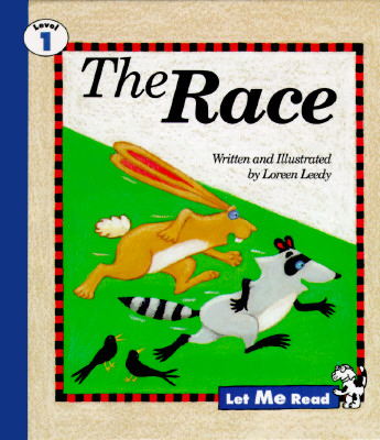 The Race, Let Me Read Series, Trade Binding - Leedy, Loreen, and Good Year Books (Compiled by)