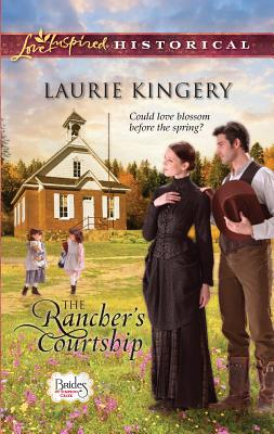 The Rancher's Courtship - Kingery, Laurie