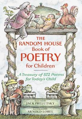 The Random House Book of Poetry for Children - Prelutsky, Jack