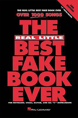 The Real Little Best Fake Book Ever: C Edition - Hal Leonard Publishing Corporation (Creator)