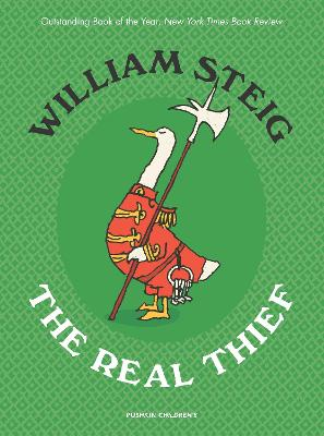 The Real Thief - Steig, William