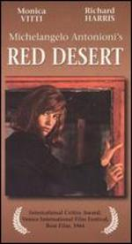 The Red Desert [Blu-ray]