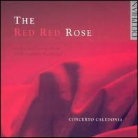 The Red Red Rose - Alison McGillivray (cello); Concerto Caledonia; David Greenberg (violin); Dominic O'Dell (cello); Jamie MacDougall (tenor);...