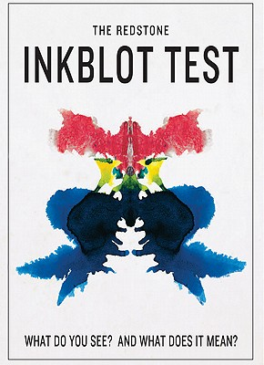 The Redstone Inkblot Test: The Ultimate Game of Personality - Hobson, Will