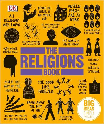 The Religions Book: Big Ideas Simply Explained - DK