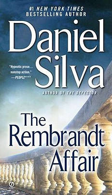 The Rembrandt Affair - Silva, Daniel