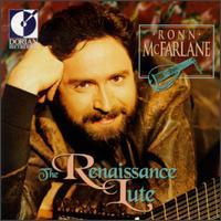 The Renaissance Lute - Ronn McFarlane (lute)