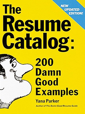 The Resume Catalog - Parker, Yana
