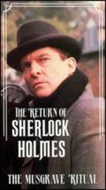 The Return of Sherlock Holmes: The Musgrave Ritual