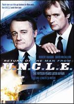 The Return of the Man from U.N.C.L.E. - Raymond Austin