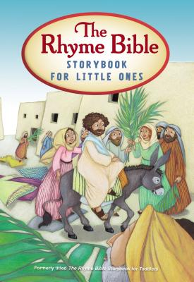 The Rhyme Bible Storybook for Toddlers - Sattgast, L J