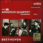The RIAS Amadeus Quartet Recordings, Vol. 1: Beethoven