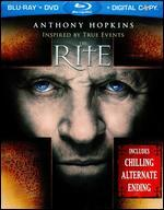 The Rite [2 Discs] [Includes Digital Copy] [Blu-ray/DVD]