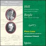 The Romantic Piano Concerto, Vol. 69: Hill, Boyle