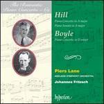 The Romantic Piano Concerto, Vol. 69: Hill, Boyle