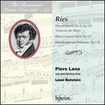 The Romantic Piano Concerto, Vol. 75: Ries