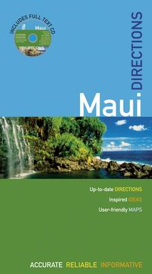 The Rough Guides' Maui Directions 1 - Ward, Greg, and Rough Guides
