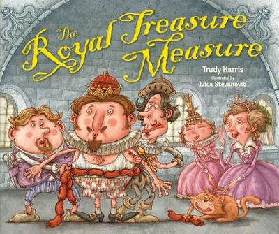 The Royal Treasure Measure - Harris, Trudy