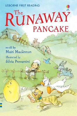The Runaway Pancake - MacKinnon, Mairi