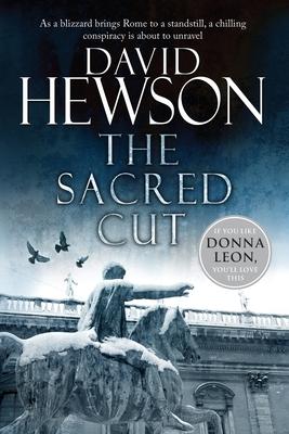 The Sacred Cut - Hewson, David