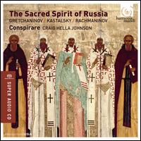 The Sacred Spirit of Russia - Bradford Gleim (bass); Cecilia Kittley Shinn (alto); Dann Coakwell (tenor); Glenn Miller (basso profundo);...