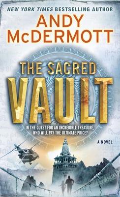 The Sacred Vault - McDermott, Andy