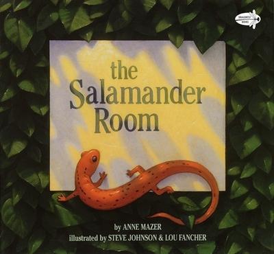 The Salamander Room - Mazer, Anne