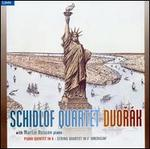 The Schidlof Quartet Plays Dvorak