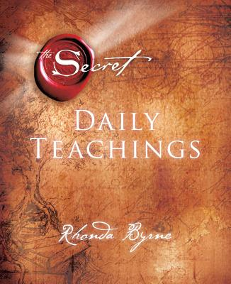 The Secret Daily Teachings - Byrne, Rhonda