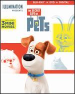 The Secret Life of Pets [Blu-ray] - Chris Renaud
