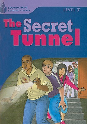The Secret Tunnel - Waring, Rob
