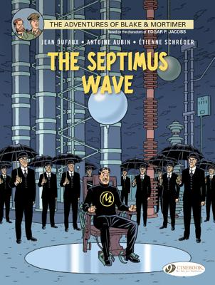 The Septimus Wave - Dufaux, Jean