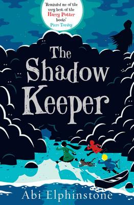 The Shadow Keeper - Elphinstone, Abi