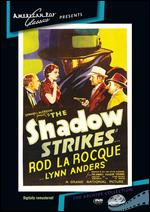 The Shadow Strikes - Lynn Shores