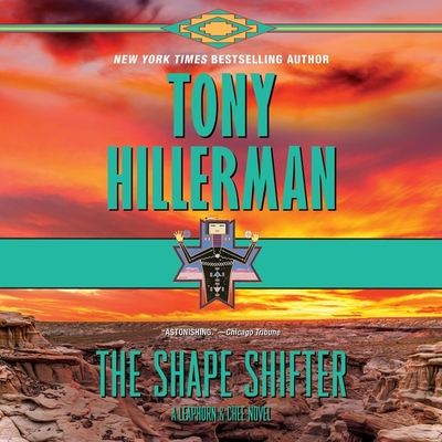 The Shape Shifter - Hillerman, Tony, and Guidall, George (Read by)