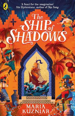 The Ship of Shadows - Kuzniar, Maria