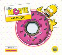 The Simpsons Movie: The Music [Original Soundtrack] - Hans Zimmer