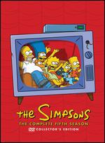 The Simpsons: The Complete Fifth Season [4 Discs] -