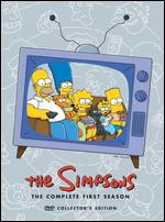 The Simpsons: The Complete First Season [3 Discs] -