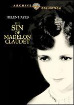 The Sin of Madelon Claudet - Edgar Selwyn