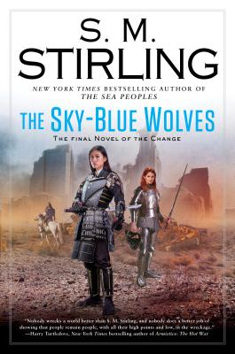 The Sky-Blue Wolves - Stirling, S M
