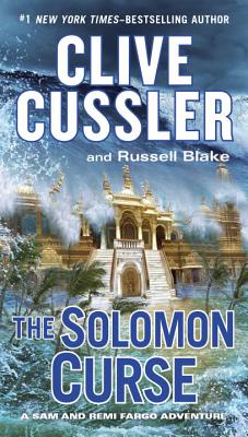 The Solomon Curse - Cussler, Clive, and Blake, Russell