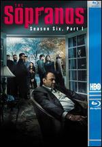 The Sopranos: Season Six, Part 1 [Blu-ray] [4 Discs] -