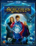 The Sorcerer's Apprentice [2 Discs] [Blu-ray/DVD] - Jon Turteltaub
