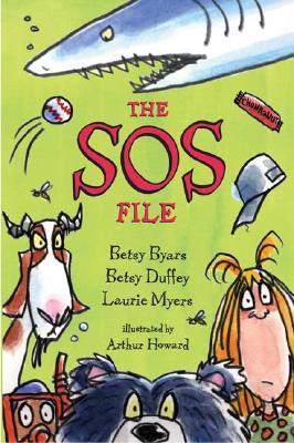 The SOS File - Byars, Betsy Cromer